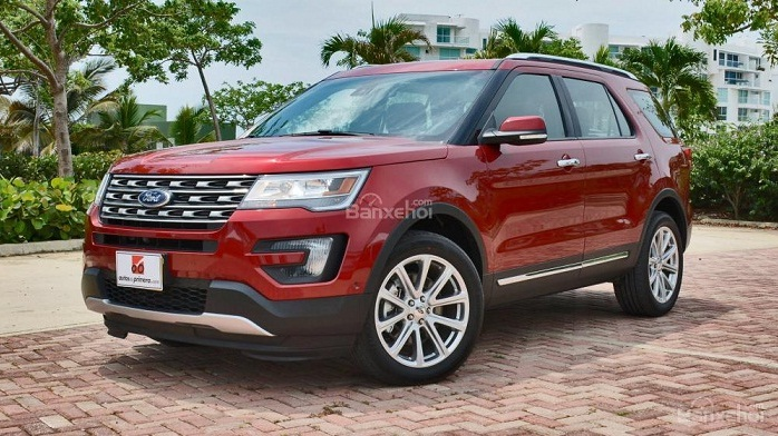 ford explorer 2018 DO