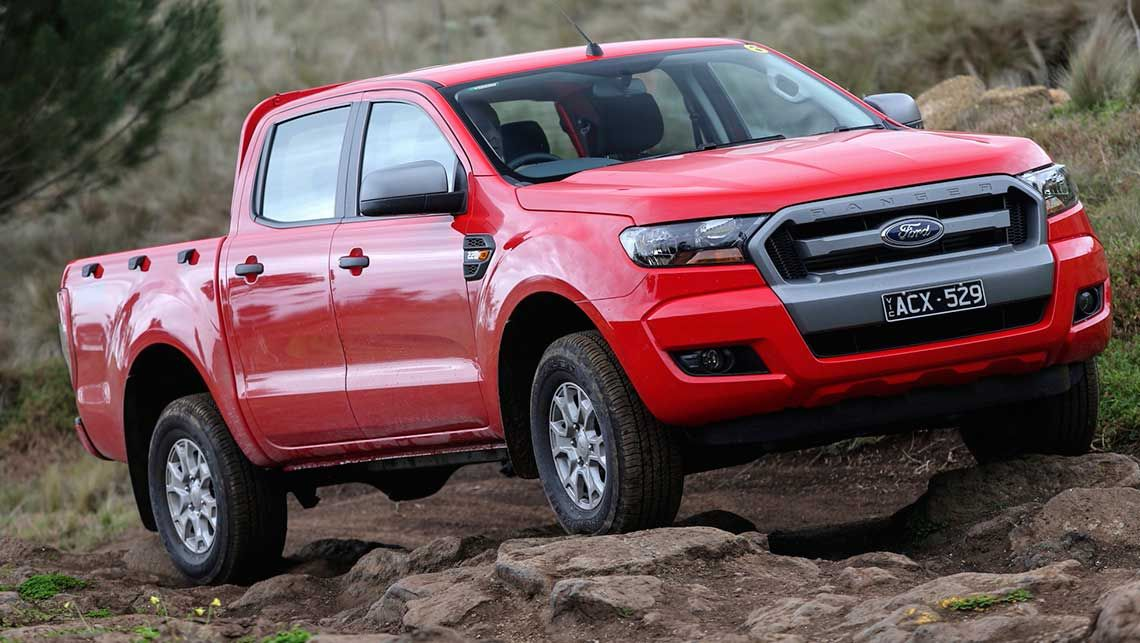 ford ranger xls at 2016 do