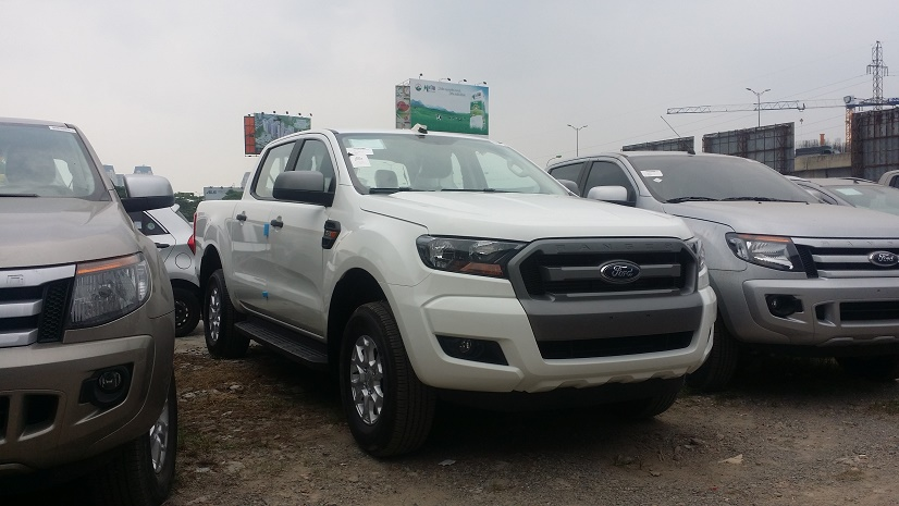 ford ranger xls at ford my dinh 5