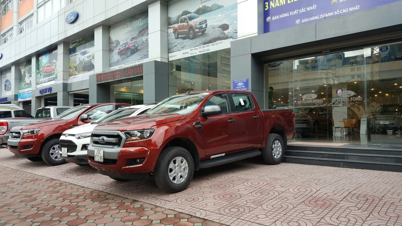 ford ranger xls do