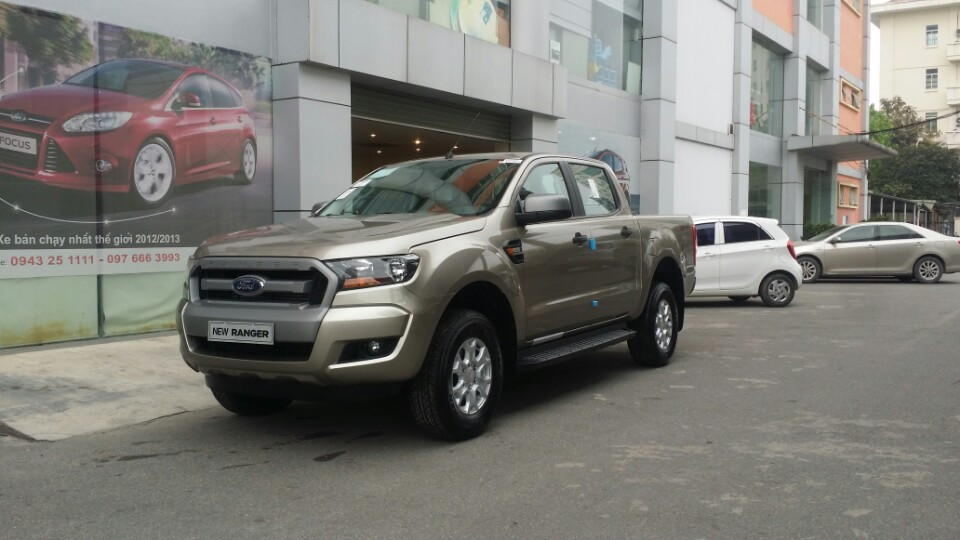 ford ranger xls vang cat