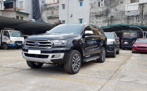 Ford Everest Titanium 2.0 Bi-Turbo 4x4AT