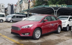 Ford Focus Titanium Ecoboost 1.5AT