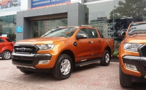 Ford Ranger Wildtrak 2.2AT 4x2