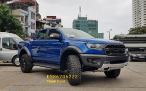 Ford Ranger Raptor 2.0L 10AT