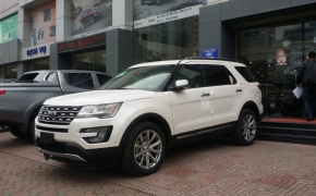 Xe Ford Explorer 2.3L Ecoboost